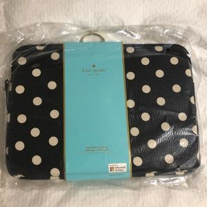 Kate spade laptop case/sleeve